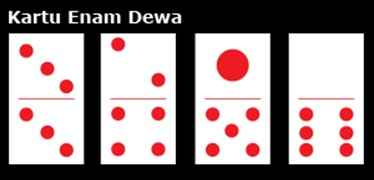 domino 6 dewa