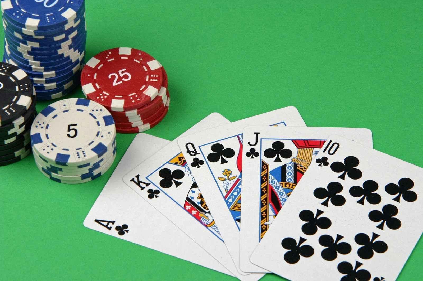 kartu poker casino